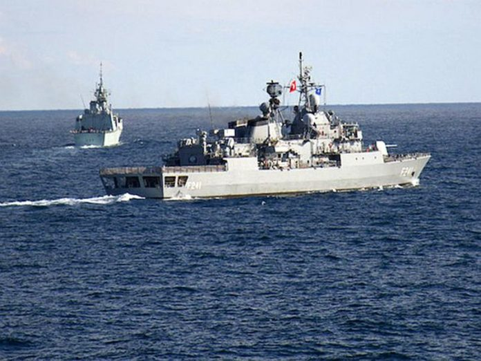 NATO to strengthen presence in the Black sea to confront Russia