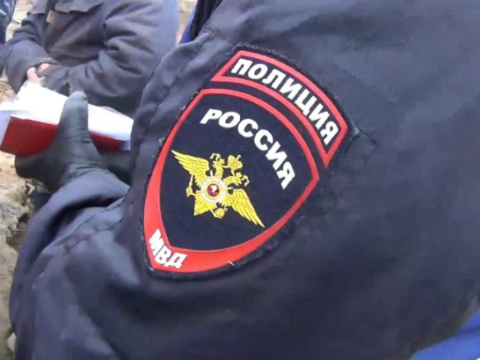 Near Belgorod the woman killed her husband and rolled him into the concrete