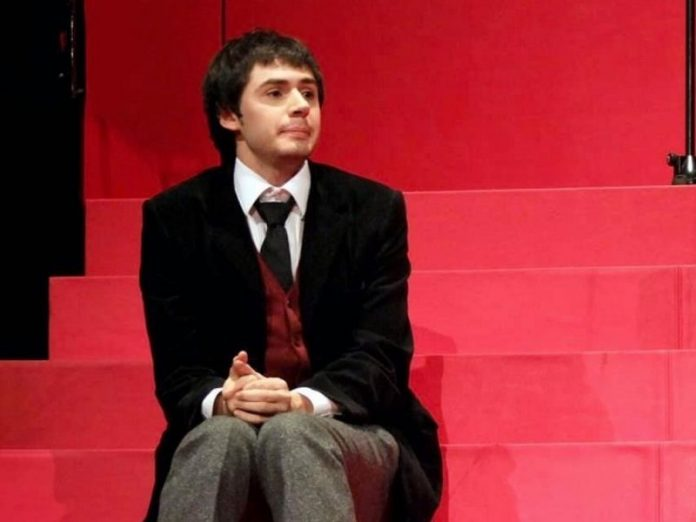 Never became the actor of theatre of a name of Pushkin Andrey Sirotina