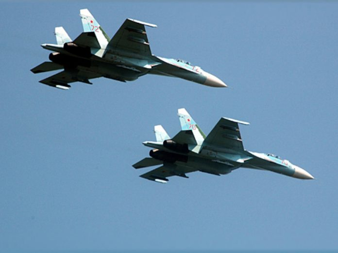 On the Black sea was intercepted by two reconnaissance aircraft of the USA