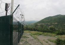 On the border of South Ossetia with Georgia shooting occurred