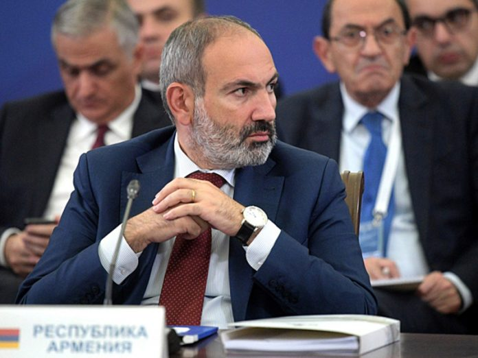 Pashinyan argued with Simonyan on Pro-Russian aspirations of Armenia
