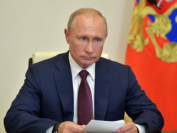 Putin acknowledged that the Constitution laid the
