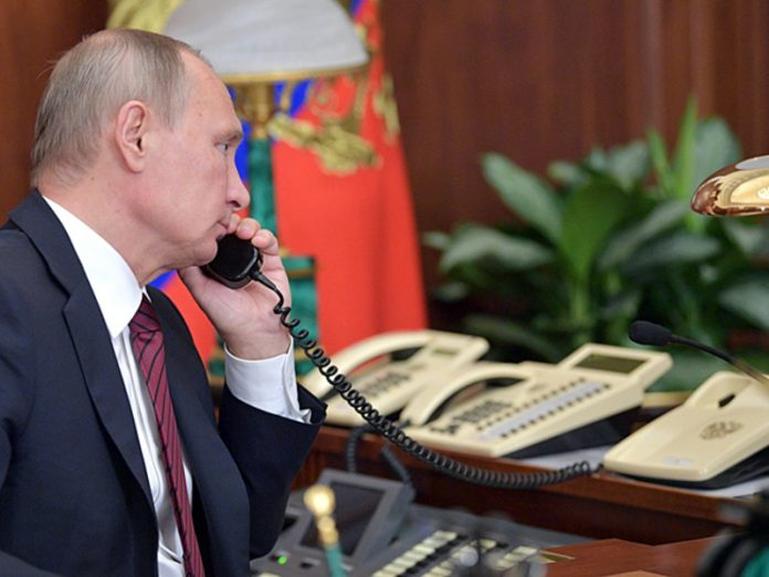 Putin — Merkel: Line of Kiev on the implementation of the Minsk agreements makes the negotiations to a standstill