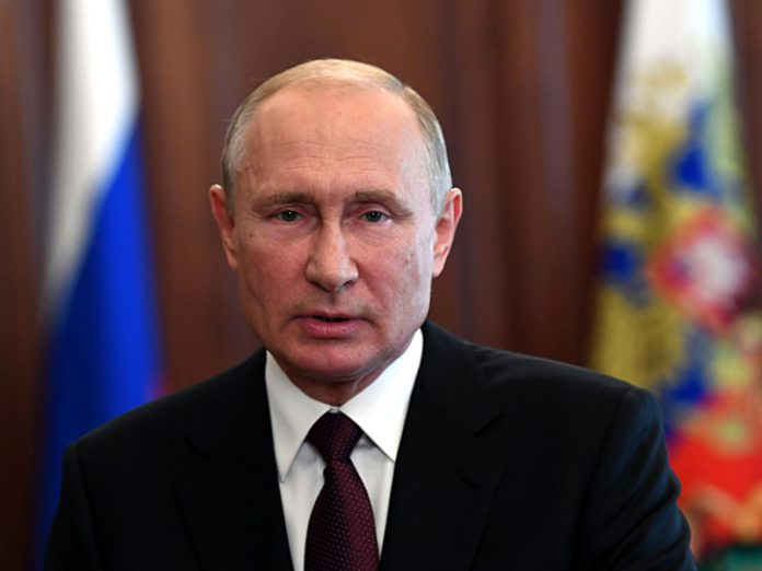 Putin: income Level low