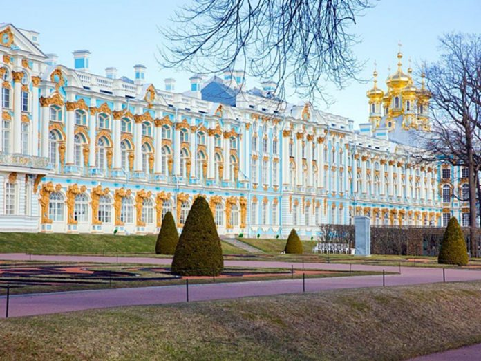 Residents protested the abolition of free entry to the Park in Tsarskoye Selo