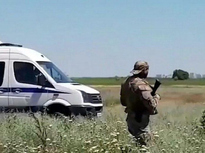 RF IC: in the suicide bombing in the Rostov region killed a citizen