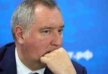 "Rogozin was considered a new manned space ships of USA glamorous version of the Russian ""Unions"""