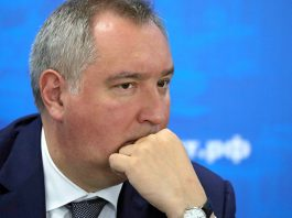 """Rogozin was considered a new manned space ships of USA glamorous version of the Russian """"Unions"""""""