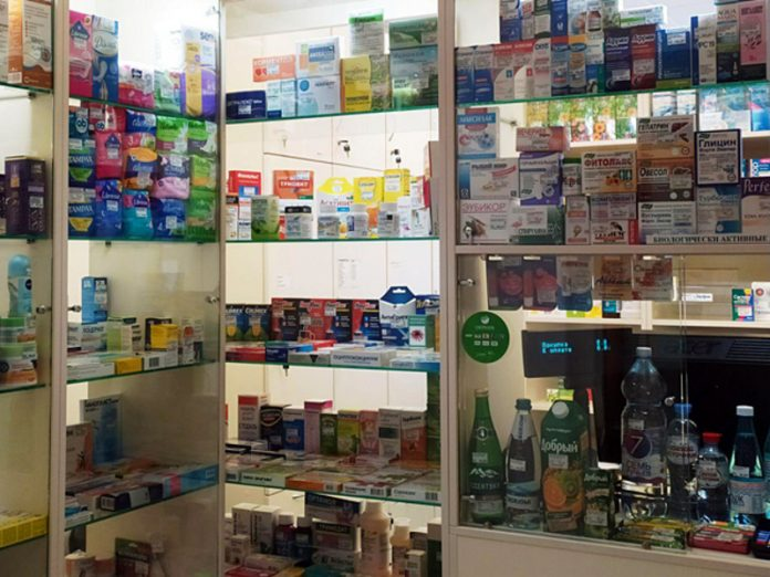 Russians warned of a possible shortage of medicines