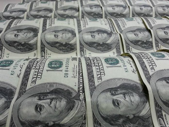 Russia's international reserves had increased considerably