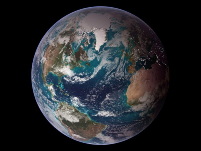 Scientists have proven that the Earth is composed of cubes