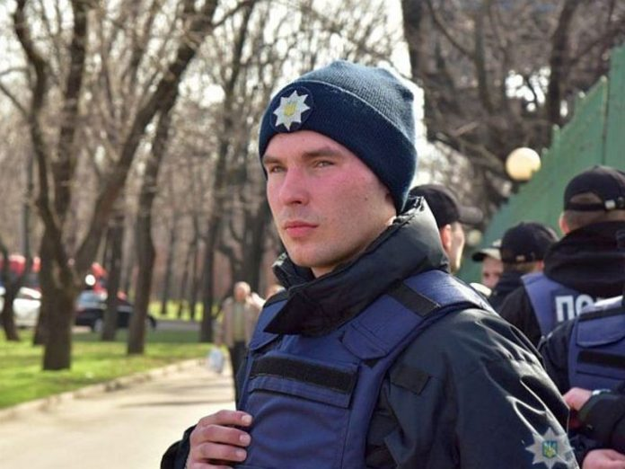 Seized hostages in Ukraine, the Russians bombed