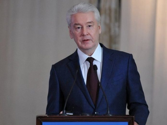 Sobyanin: Again to impose restrictions in Moscow is not planned