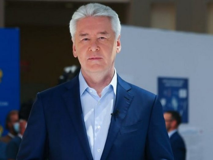 Sobyanin: Moscow has met the minimum levels on the incidence of COVID-19
