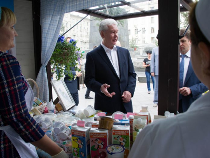 Sobyanin: Moscow to the end of the year, will open 10 more year-round fairs