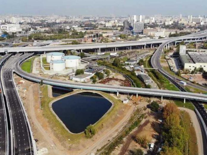 Sobyanin told about the construction of the North-East Expressway