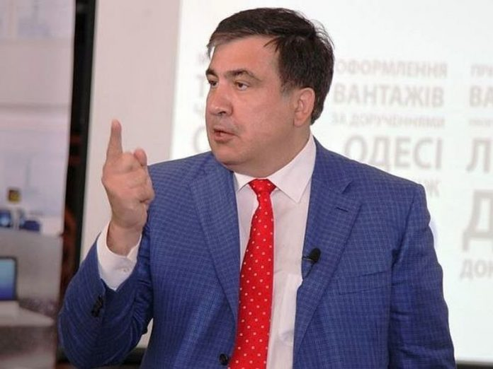 Tbilisi Kiev demanded an explanation in connection with the statement of Saakashvili about the