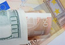 The Bank of Russia lowered the official rate of the dollar and raised the Euro