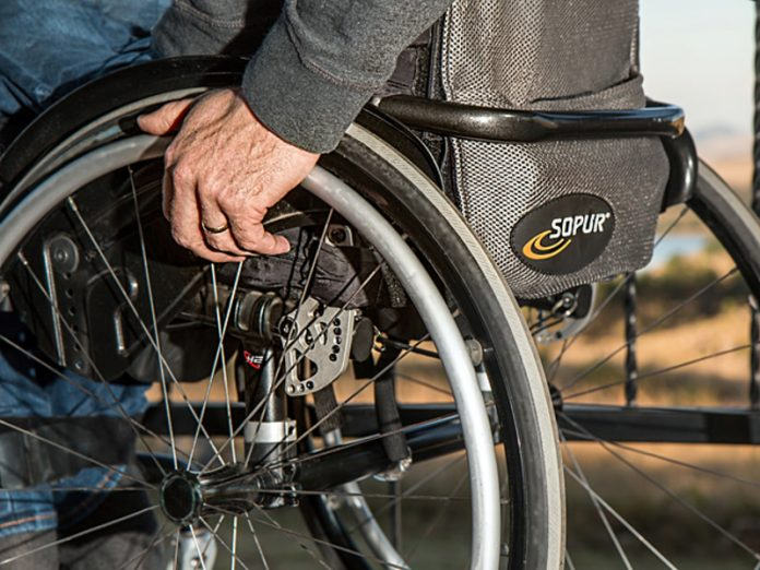 The chamber has called the lack of state support improvement of housing for persons with disabilities