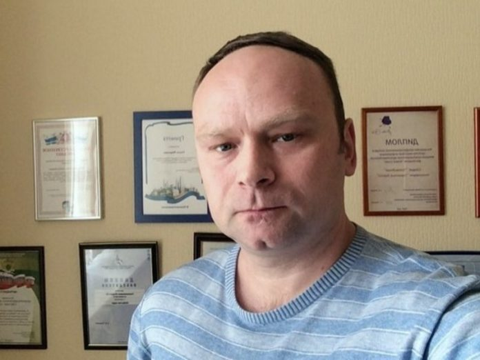 The court arrested the analyst Fedor Krasheninnikov for 7 days for repeated