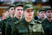 The defense Ministry announced the completion of the spring draft