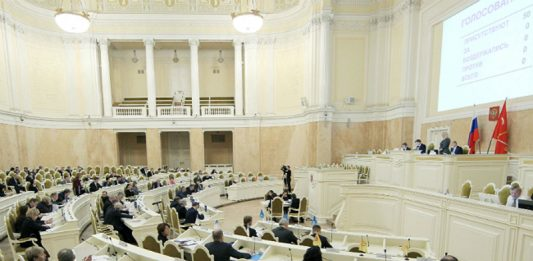 The deputies approved the new Vice-Governor of St. Petersburg