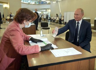 """The expert called the """"anomalous"""" 22 million votes in the referendum on the Constitution"""