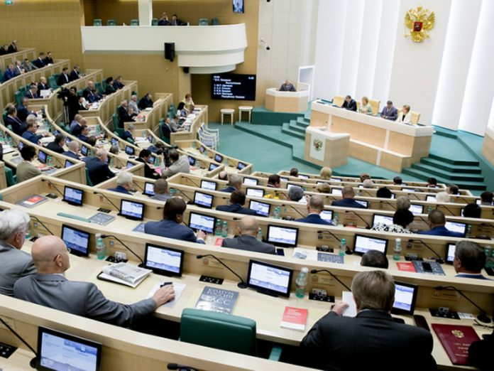 The Federation Council approved the law on Patriotic education
