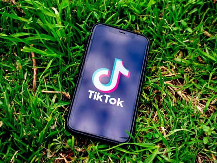 The headquarters of the trump accused TikTok in the surveillance of users