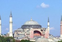 The Kremlin urged Turkey to take into account one condition in the conversion of Hagia Sophia into a mosque