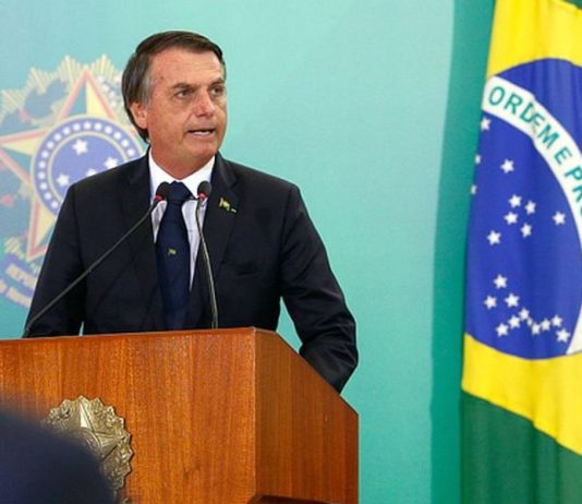 The leader of Brazil vetoed the law on compulsory wearing of masks