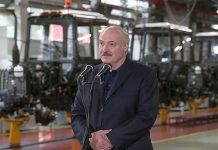 The official structures of Belarus reported on Lukashenko's rating 76%