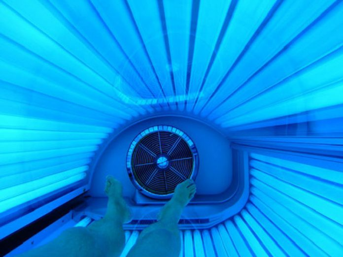 The oncologist told who contraindicated tanning