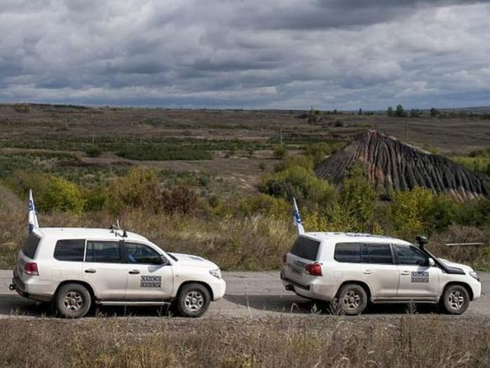 The OSCE has estimated the killed and wounded civilians in the Donbas since the beginning of the year