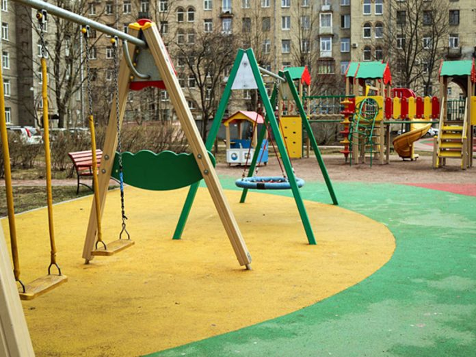 The Playground in St. Petersburg took a three year old child with traumatic brain injury and poisoning