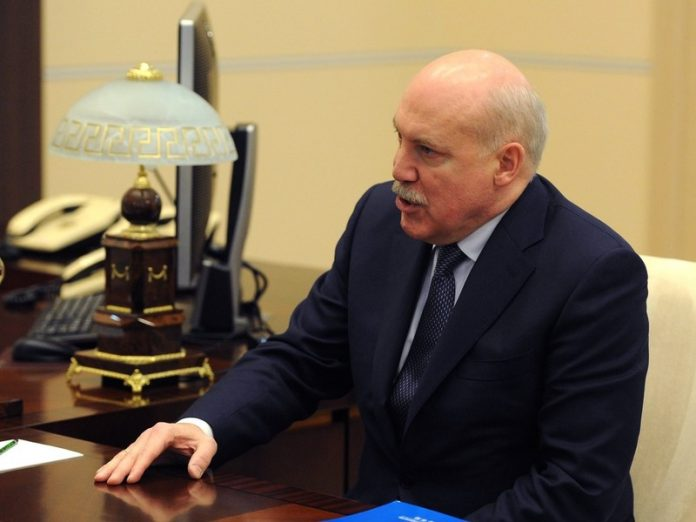 The Russian Ambassador in Minsk, was summoned to the foreign Ministry of Belarus