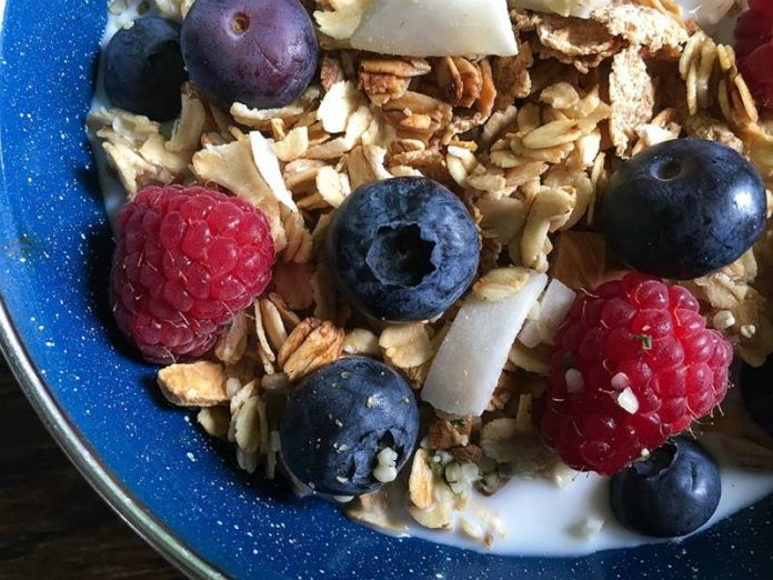 The scientists said that the best thing to eat for Breakfast