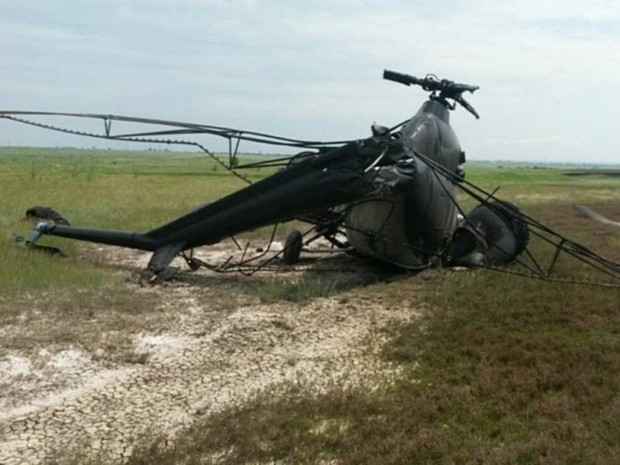The test was started after the collapse of the Mi-2 at Rostov