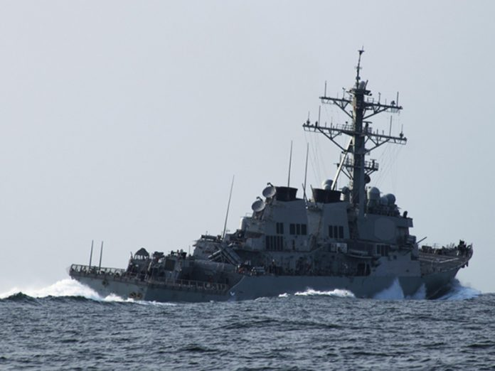 The US Navy destroyer went to Ukraine for joint exercises