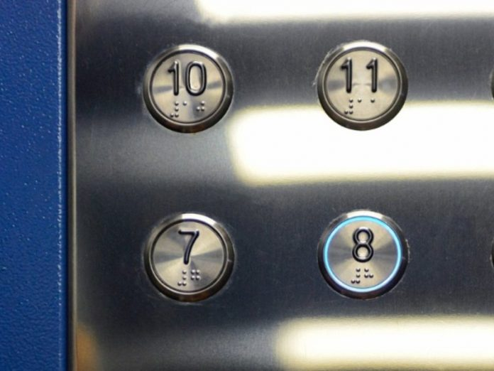 The woman received injuries from the fall of an Elevator in Moscow