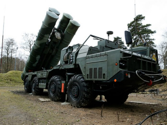 Turkey despite threats to the United States began testing of Russian s-400