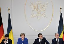 Ukraine has demanded to soon hold a new meeting on Donbass