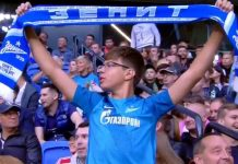 "Zenit played a draw match with ""Ahmad"" — the Champions confronted the Governor in the minority"