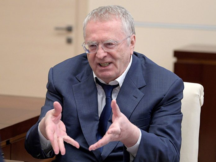 Zhirinovsky: Furgal wanted to voluntarily leave the post of Governor