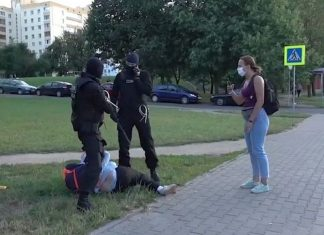 """""""Beat, pants down, threatened to rape them"""": Released from jail in Belarus, told about the abuses by security forces"""