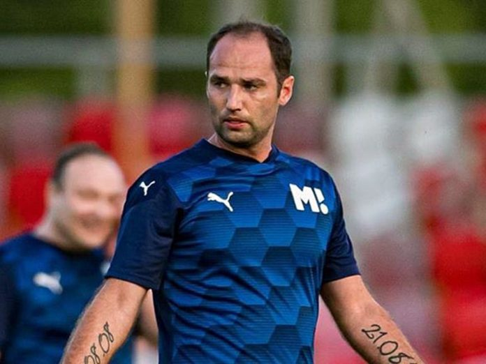 Footballer Roman Shirokov hit the referee on the match of Amateur teams