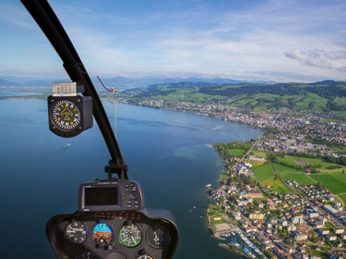 In Germany, the experience of flying taxis (photo, video)