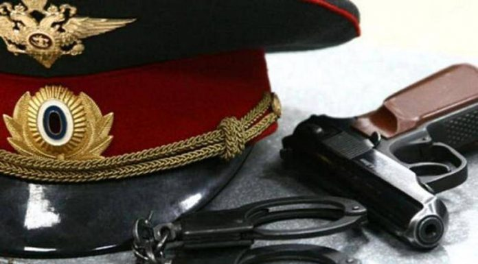 In Ingushetia unknown persons have shot have served in the police