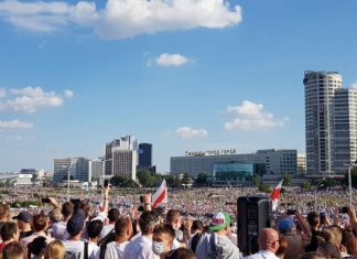 In Minsk started detention of the participants of mass protests